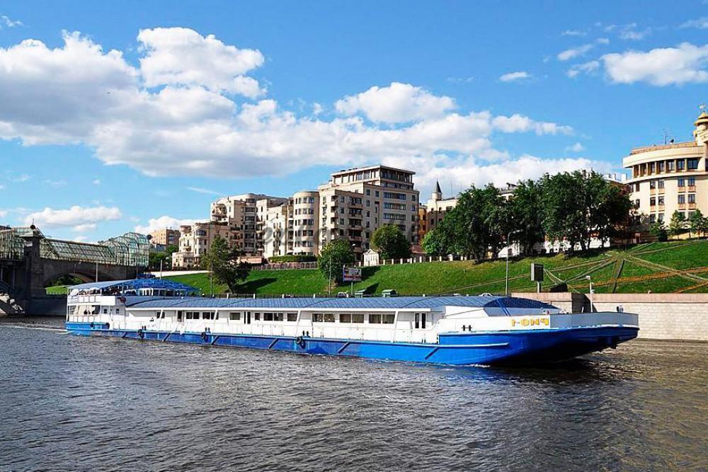 Московский музыкальный Гала-круиз по Москве-реке от Москва-Сити
